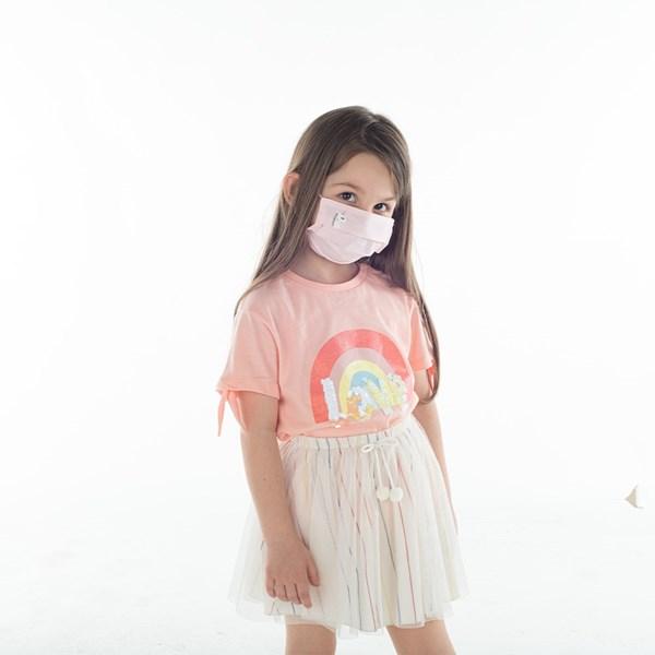13855 Yikanabilir Lastikli Çocuk Maskesi 4