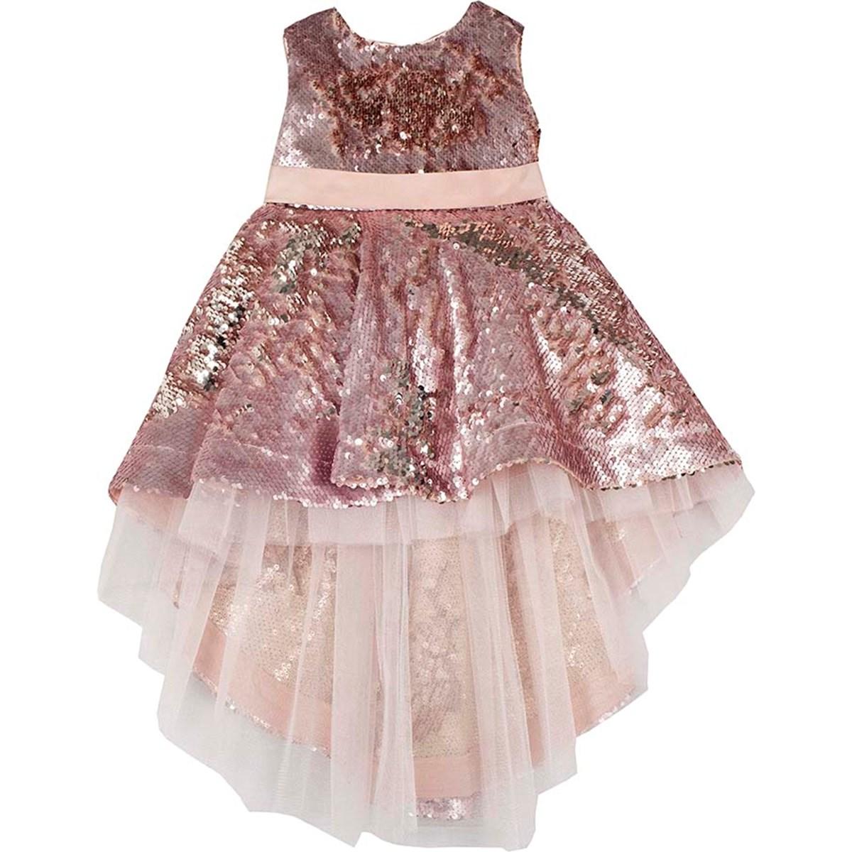 8400 Pullu Elbise 2