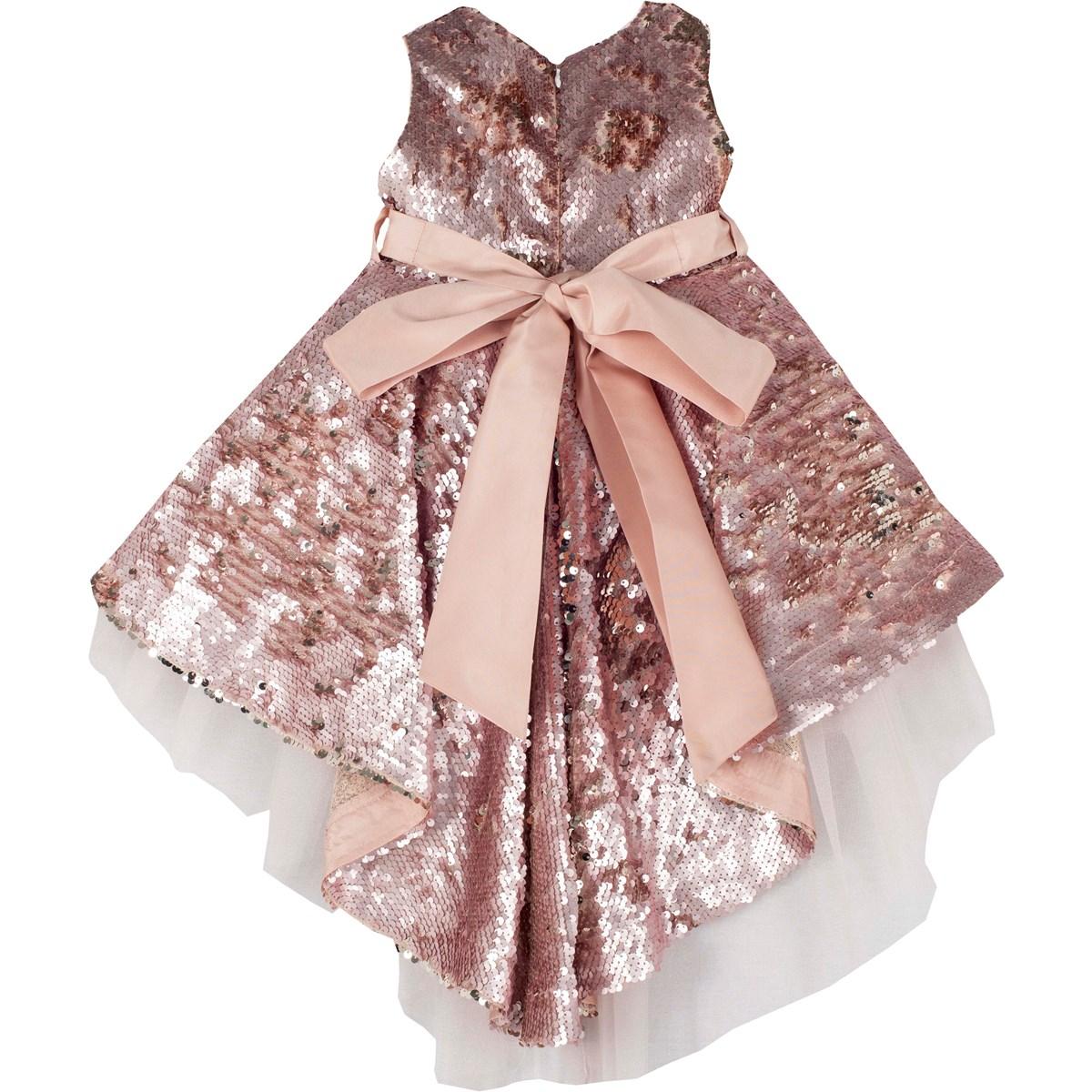 8400 Pullu Elbise 3
