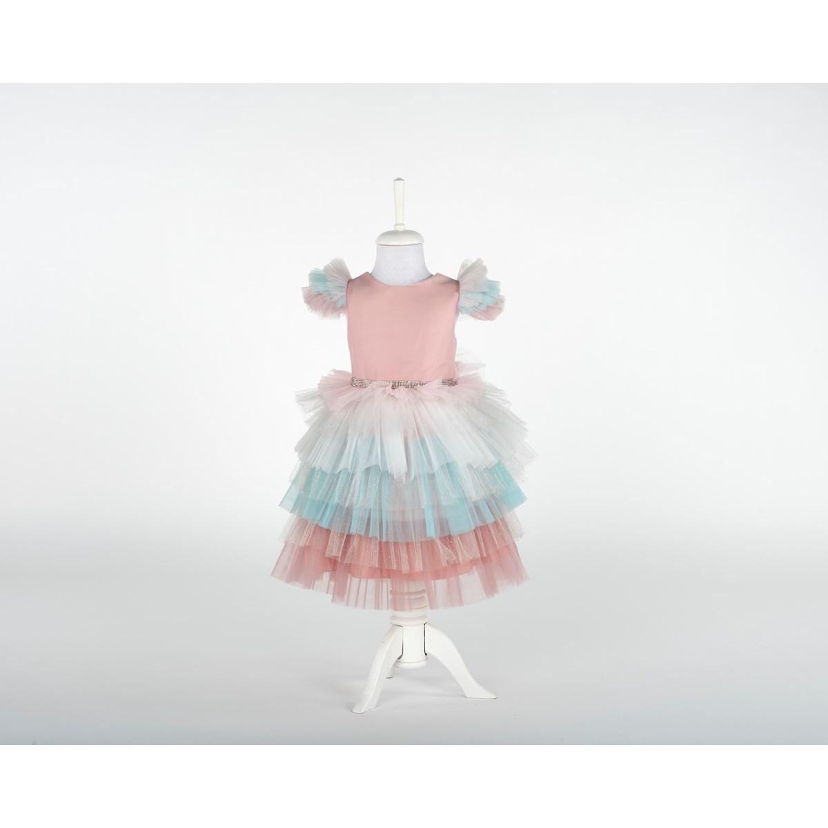9138 Unicorn Elbise 3