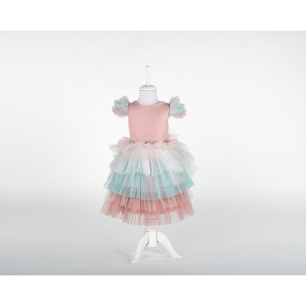 9138 Unicorn Elbise 5