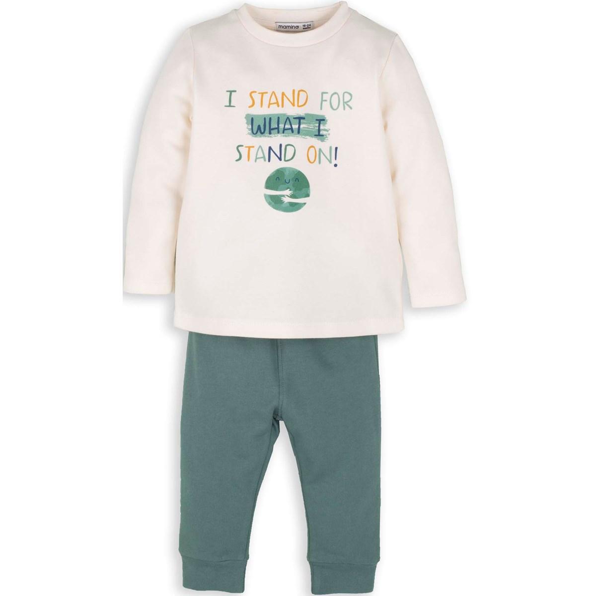 13835 Erkek Pijama Takim 1