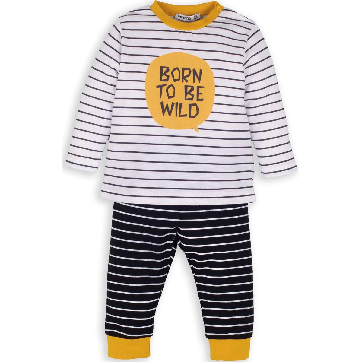 13834 Erkek Pijama Takim 1