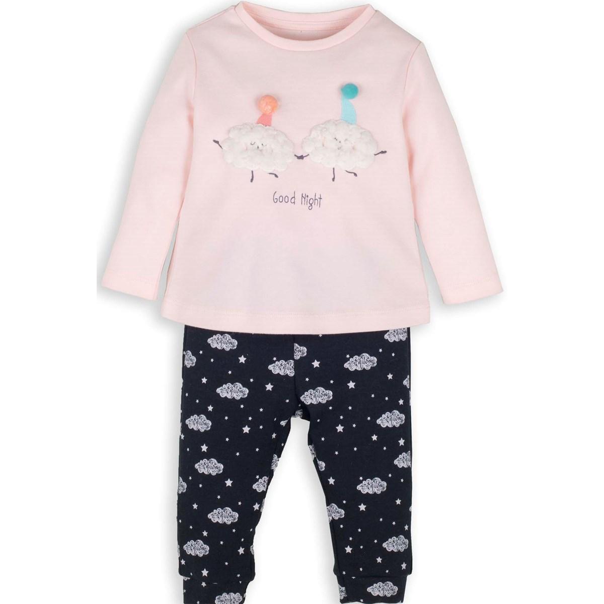 13697 Kiz Pijama Takim 1