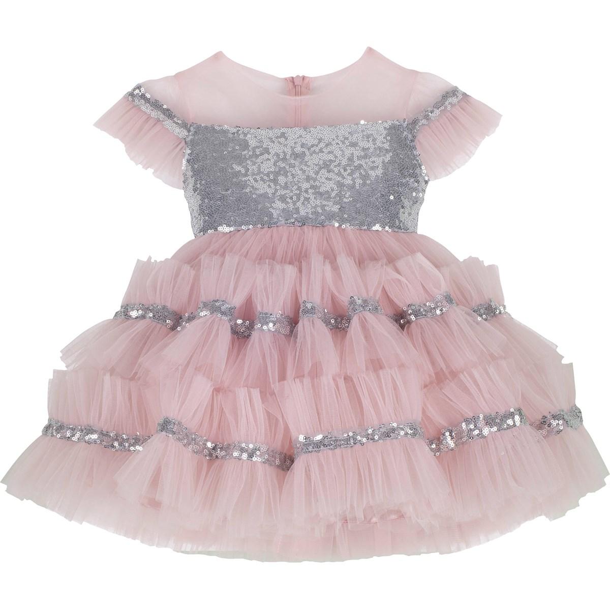 9368 Cupcake Elbise 1