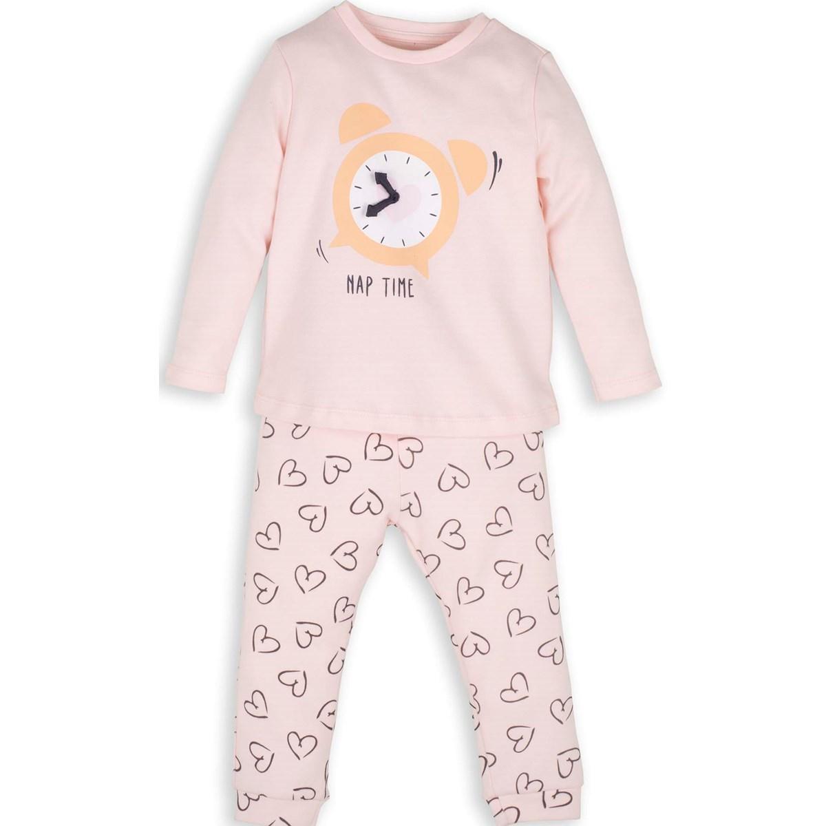 13701 Kiz Pijama takim 1